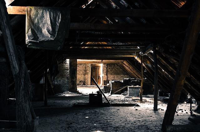 staré podkroví