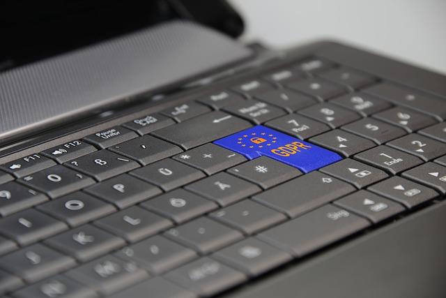 laptop s gdpr