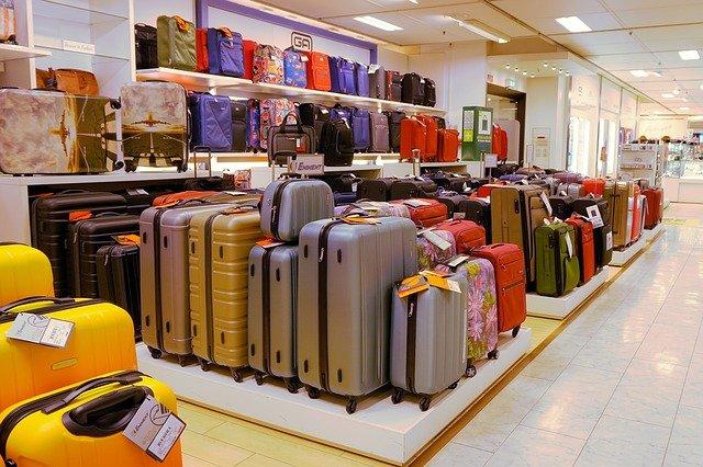 prodejna kufrů