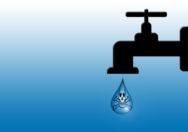 otrávená voda