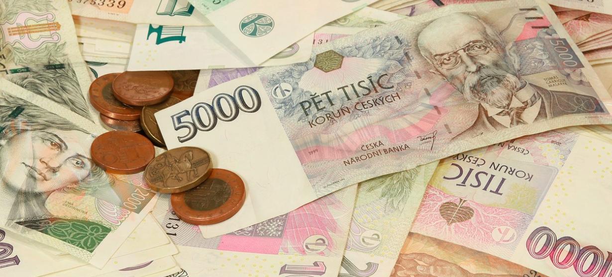 měna česká